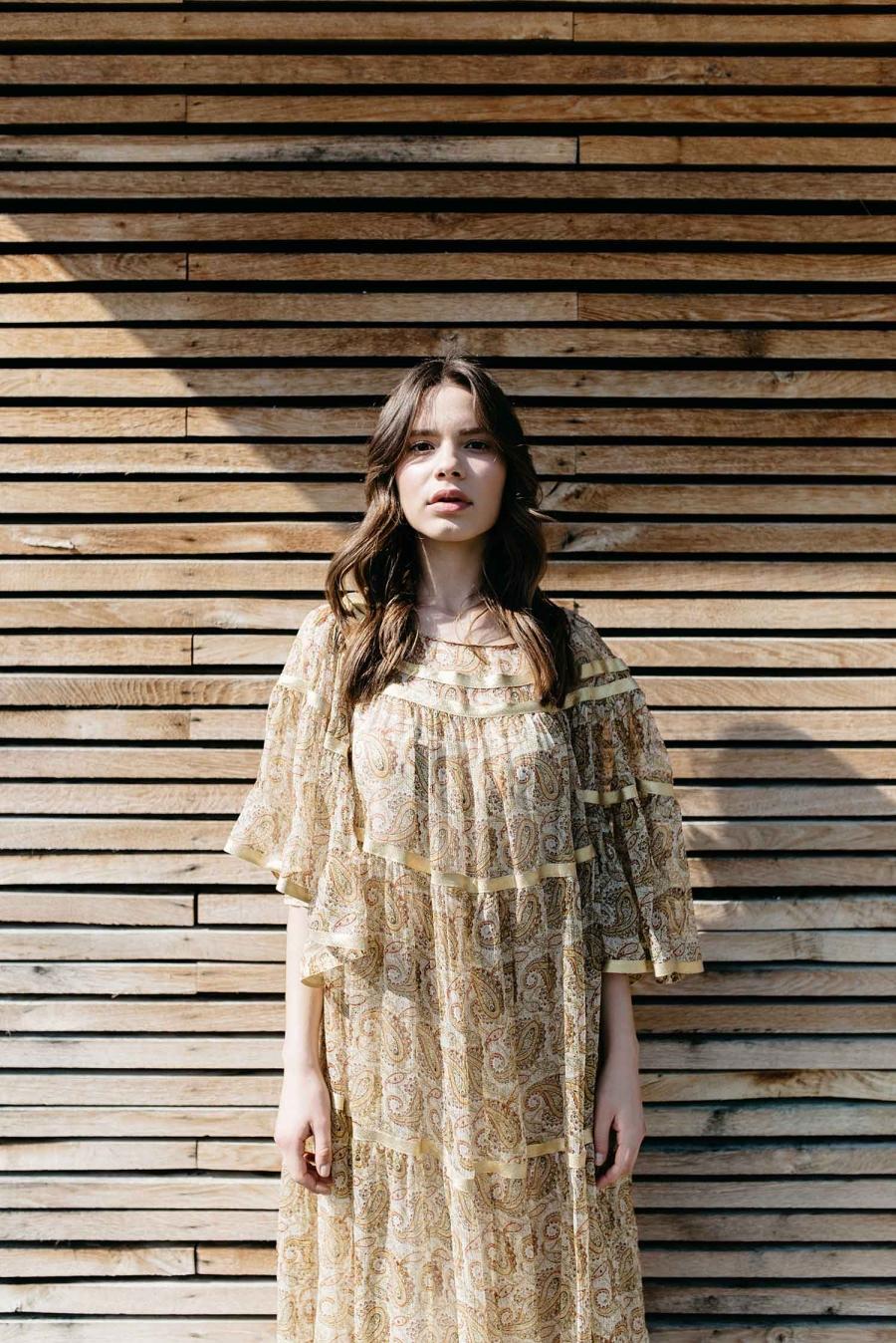 Midikennov model Laura Kvartuč za Boho na Journal.hr