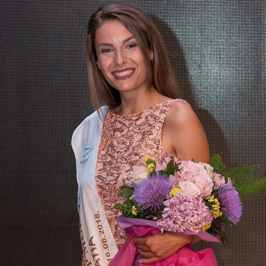 Midikennov model Danijela Galeković novi je World Top Model Croatia za 2018