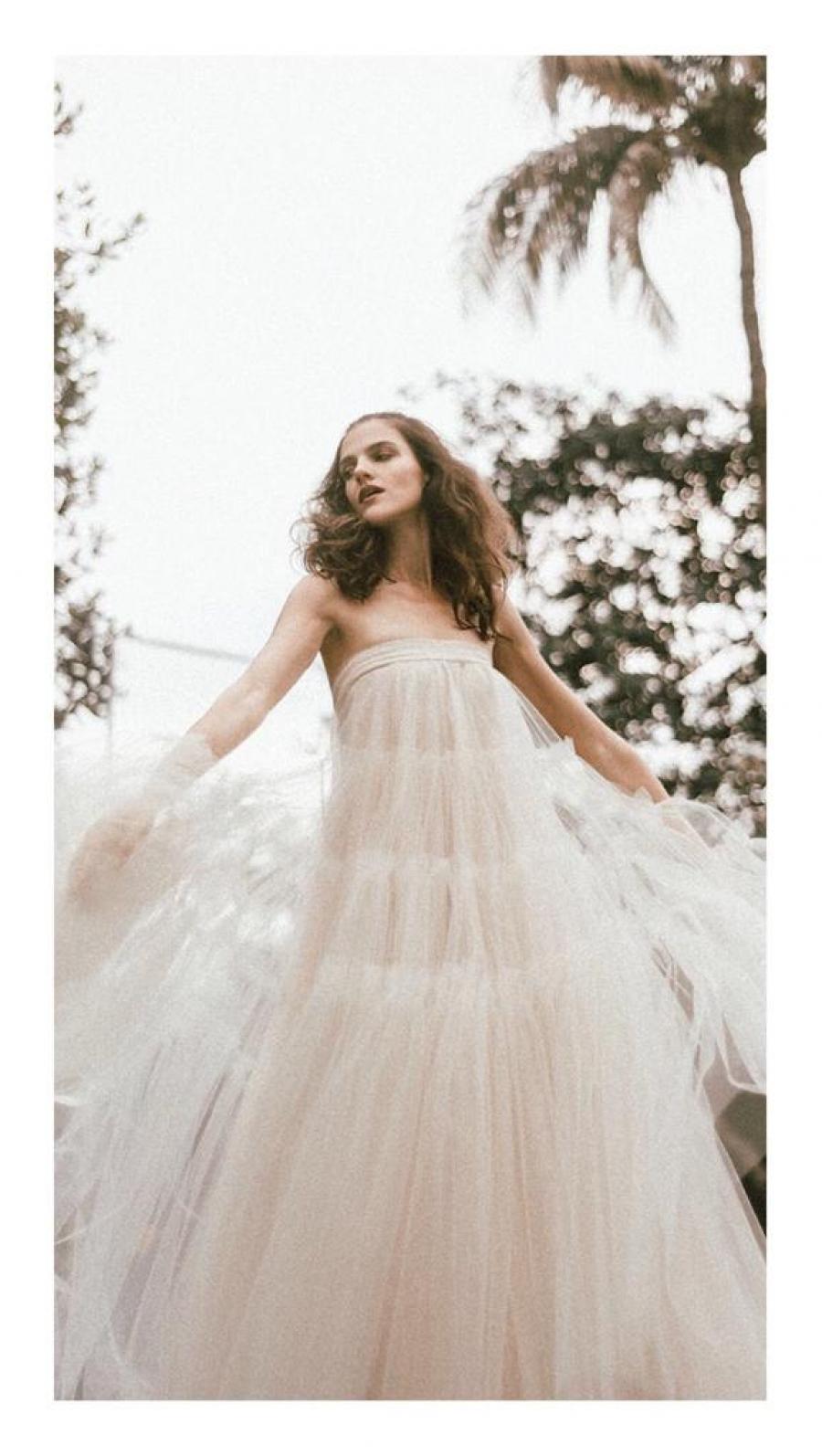 Prelijepi Midikennov model Helena Ivančić za magazin HAĐAS