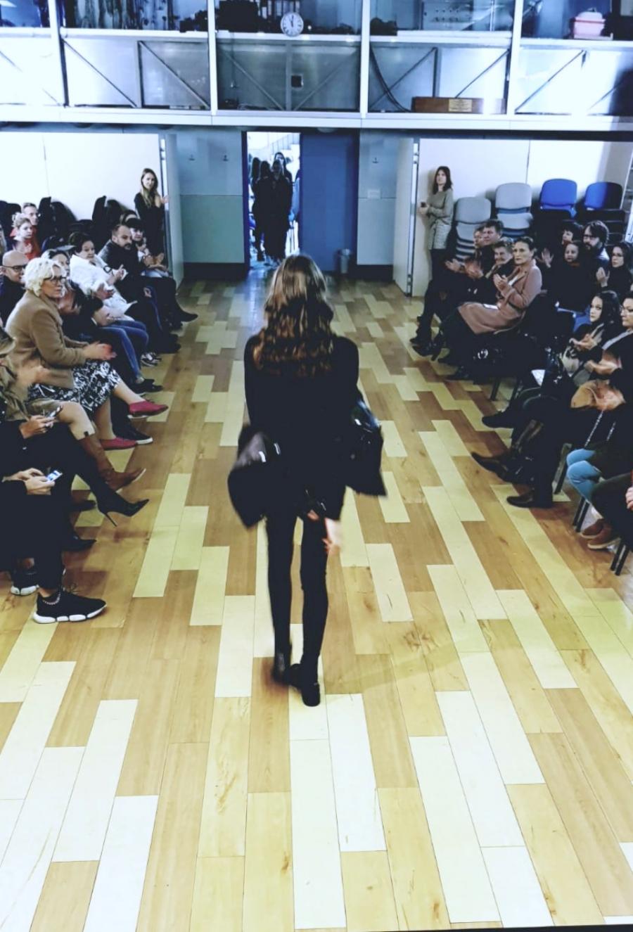 Završna priredba Midikenn modna škola hodanja
